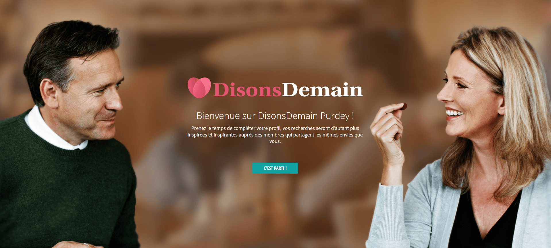 inscription disons demain