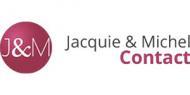 logo jacquie et michel contact